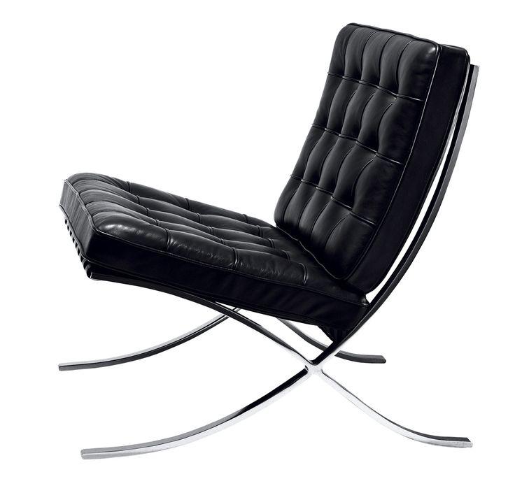 M s de 25 ideas incre bles sobre silla de barcelona en for Sillas diseno barcelona