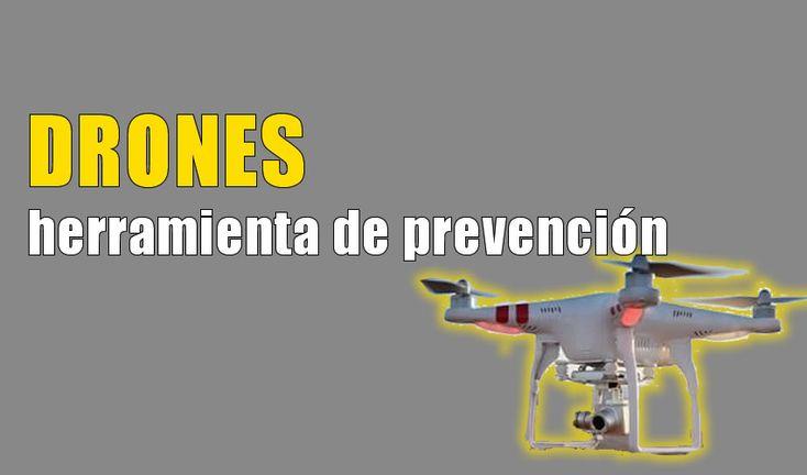 Los drones sirven ahora para poder monitorear las zonas expuestas y los focos de incendios en distintos países y zonas aisladas.