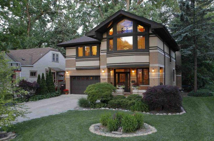 Частные красивые дома 🏡 100+ фото красивейших загородных ...