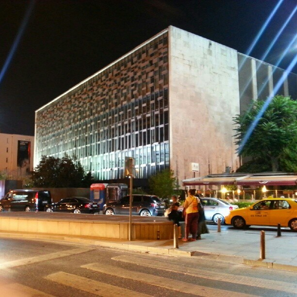 Atatürk Kültür Merkezi - @hanmono- #webstagram