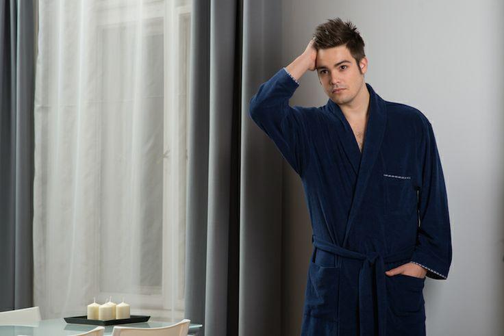 Belmanetti bathrobe man collection Spring- Summer 2014 Item #9056
