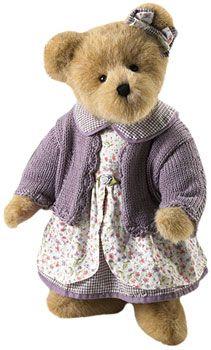 Boyds Bears Lavender Lefleur (Cindy Boyds Bear)