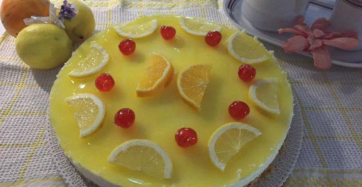 Cheesecake al limone, ricetta senza cottura
