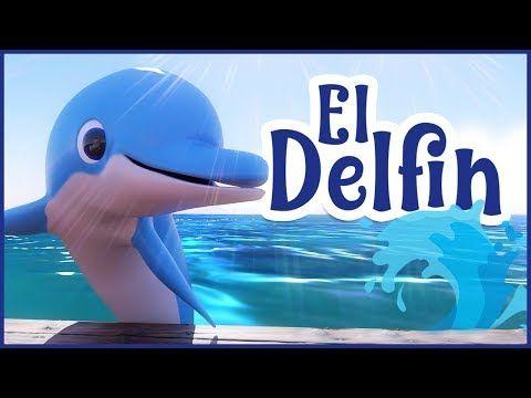 Mi Amigo El Delfín Canciones Para Niños Música Para Bebes Youtube Musica Para Bebes Niños Musica Canciones Para Bebés