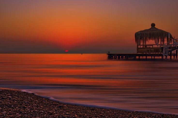 Hypnotic power of dawn by Baki Karacay on 500px