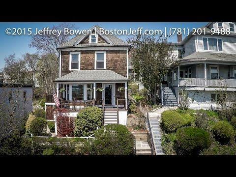 16 Willard Street, Chelsea, MA 02150. A shingle style colonial for sale by Jeff Bowen. | Jeff Bowen, Chelsea and East Boston Real Estate Broker