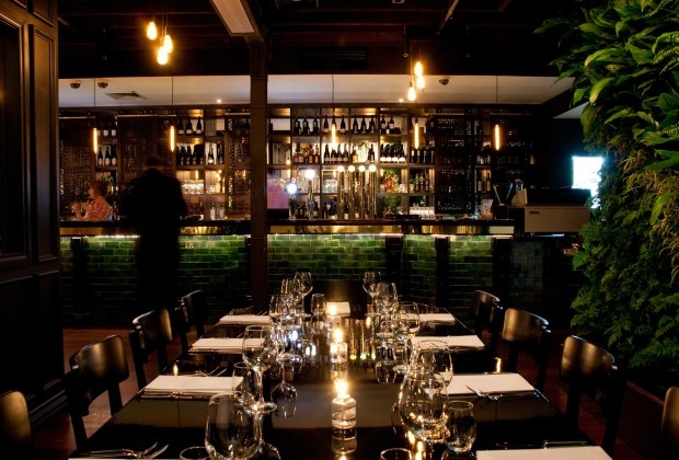 Foxglove is located on Wellington's waterfront and is a blend of 1930s vintage glamour and West Hollywood lounge #WellyOnaPlate #DINEWellington