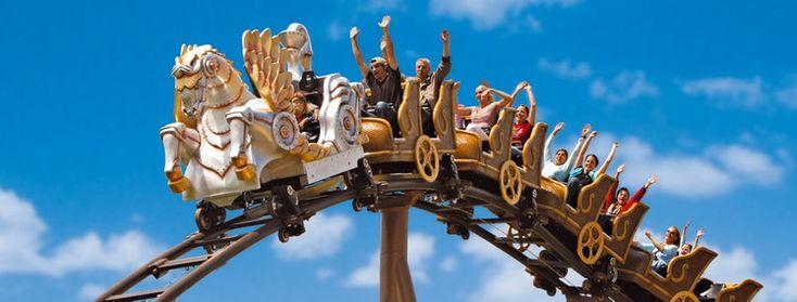 Viziteaza cele mai spectaculoase parcuri de distractie ale Europei!