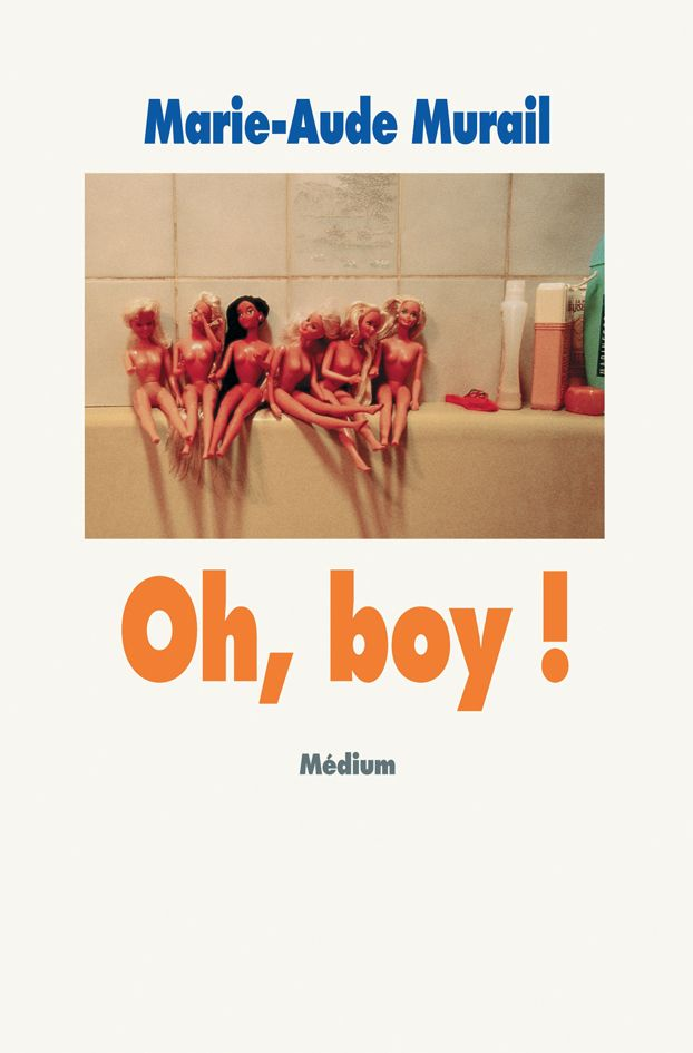 Oh, boy ! de Marie-Aude Murail L'école des loisirs, dans la collection Médium