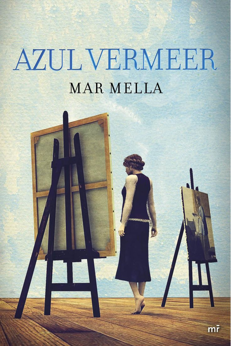 Azul Vermeer de Mar Mella