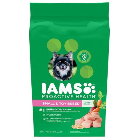 Iams Proactive Health Small Toy Breed Dry Dog Food 2 Dry Dog