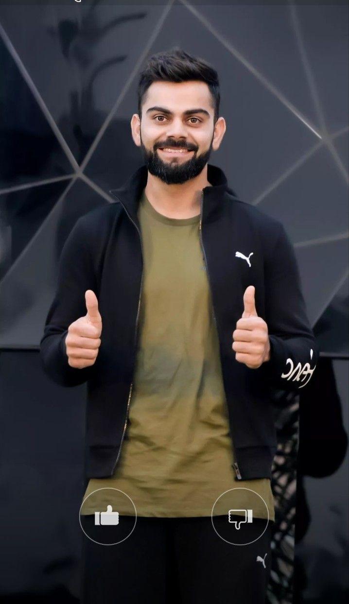 Thumbs Up To Viraat Virat Kohli Wallpapers Virat Kohli