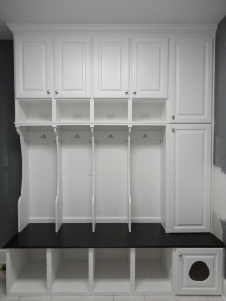 Mudroom Wall Storage : Best images about mud room on pinterest home