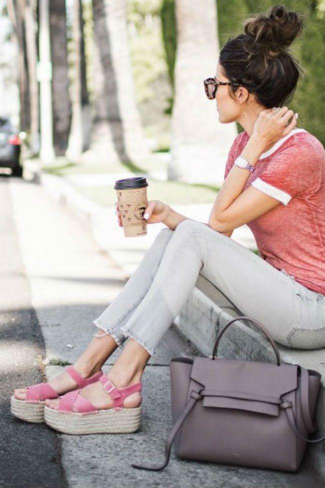 El esparto está de moda, luce las mejores alpargatas y cuñas.  #Modalia | http://www.modalia.es/marcas/11264-esparto-alpargatas-cunas.html  #esparto #yute #shoes