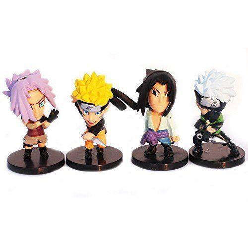 Generic Anime Naruto Series Action Figure 21 Piece * Learn more by visiting the image link.