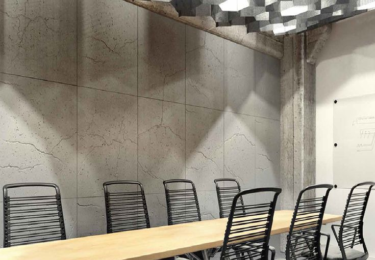 Best 25 concrete wall panels ideas on pinterest wall for Unique interior wall finishes