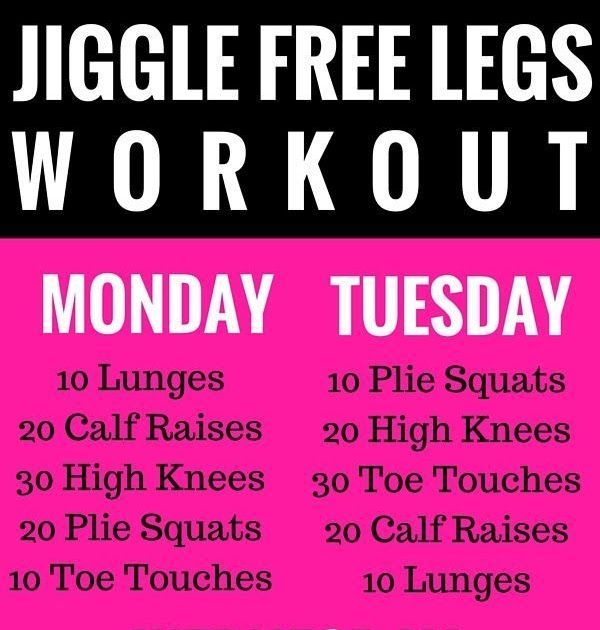 5 moves a day for 5 days - to yummy, jiggle-free, lean legs. | See more about Lean Legs, 5 Day Workouts and Week Workout. Photos from the s...