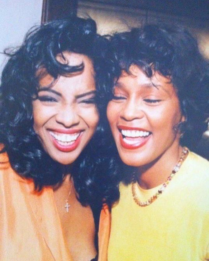 "A Fanpage For My Wife on Instagram: ""these beauties ✨. sorry i forgot my password  im back now _________________________ #music #singer #songwriter #classic #whitneyhouston…"" • Instagram"