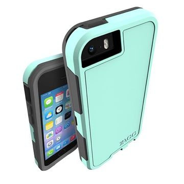 Fullt skydd- iPhone 5 / 5S ZAGG Arsenal Fodral