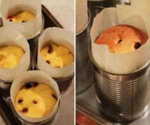 Receita de Panetone feito na latinha de leite condensado - Show de Receitas