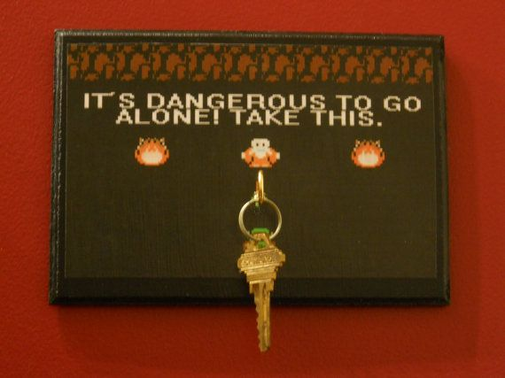 amazing key hanger