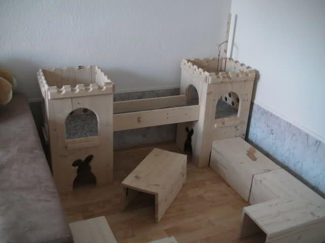 8 besten kaninchen burg xxl bilder auf pinterest kaninchen amy und hasen. Black Bedroom Furniture Sets. Home Design Ideas