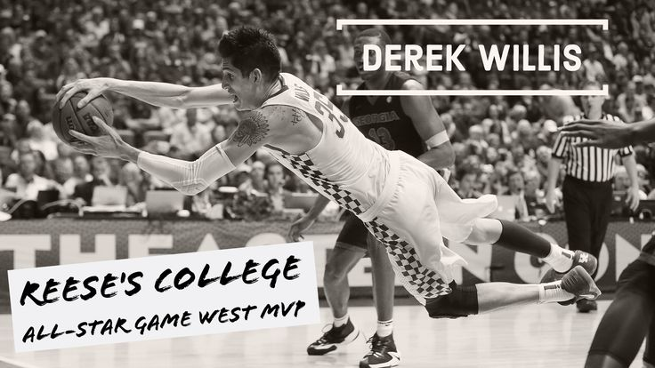 PHOENIX – Awarded one final college game after a tremendous college career, Kentucky men's basketball senior Derek Willis made the most of the of the opportunity Friday with a solid performance in the Reese's College All-Star Game.