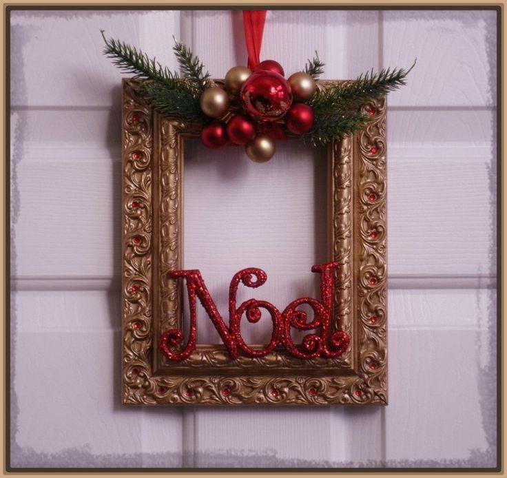 M s de 25 ideas incre bles sobre ventanas de navidad en for Decoracion de navidad para ventanas y puertas