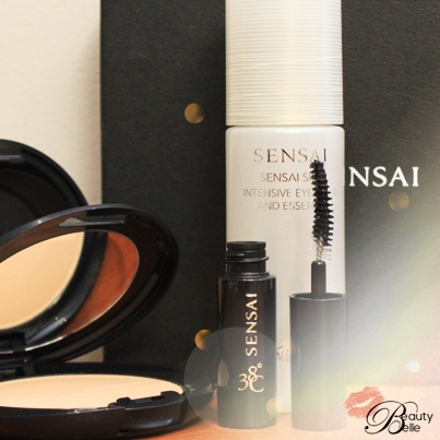 Sensai's Intensive Eye Mask & Essence is an outstanding elixir that restores beauty to your eyes. That and Sensai's Triple Touch Compact Limited Edition could be yours. Enter my 1000th Fan Celebration here ~ beautybelle.co.za