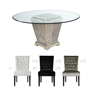 HD wallpapers z gallerie dining room sets