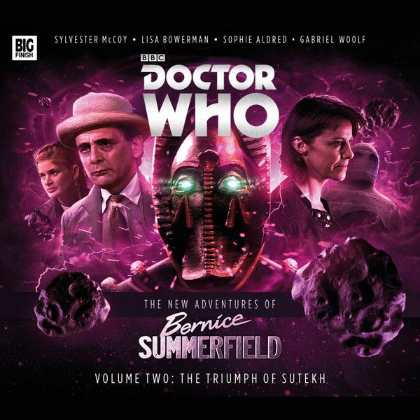 2. The New Adventures of Bernice Summerfield Volume 02: The Triumph of Sutekh