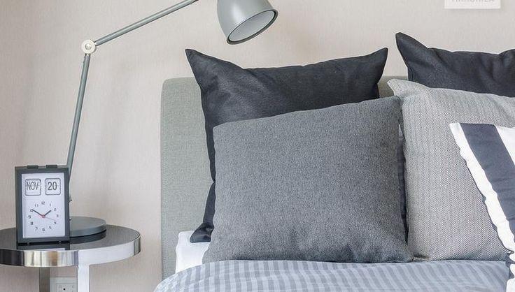 Nowoczesna i przytulna sypialnia - zobacz jakie kolory są dobre na sen