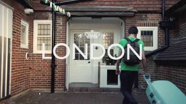 EF - Live The Language - London by Albin Holmqvist. Commercial for EF International Language Centers.