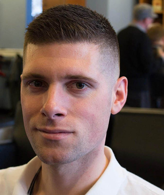 The high and tight men's haircut has been a classic for decades. Here's everything you need to know about this timeless haircut. [GALLERY]