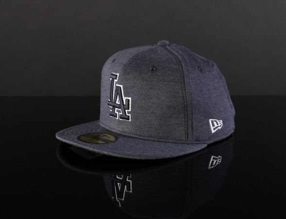 Los Angeles Dodgers Jersey Top 59Fifty Fitted Baseball Cap by NEW ERA x MLB