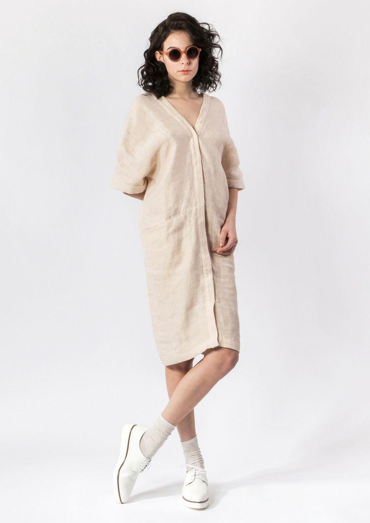 Kimono Dress #sustainableluxury