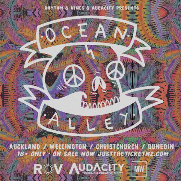 Just The Ticket Ocean Alley Wellington musicartists