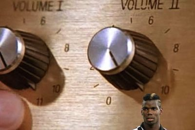 The Paul Pogba to Chelsea rumors just got turned up to eleven