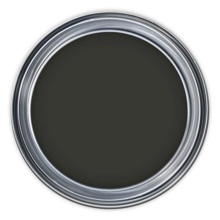Painting the Past Soft Black Kreidefarbe