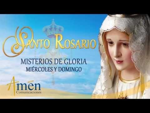 El Rincon de mi Espiritu: Santo Rosario - Misterios de Gloria - Miércoles y ...