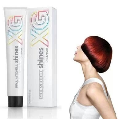 New Paul Mitchell color Shines XG! So excited for this in the salon!!!!!