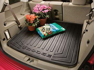 Dodge Journey Cargo Tray