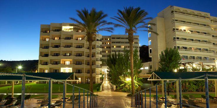 Apartments and studios in Faliraki, Rhodes | Epsilon Hotel in Rhodes, Faliraki Beach