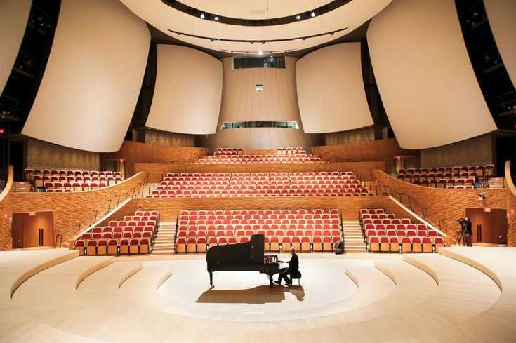 Bing Concert Hall | Ennead Architects Check more at http://www.arch2o.com/bing-concert-hall-ennead-architects/