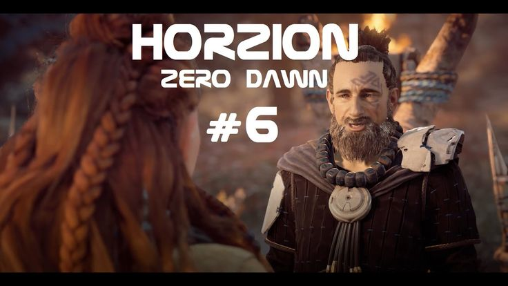 Let's Play Horizon Zero Dawn #06 - Auf der Jagd [Deutsch/German]