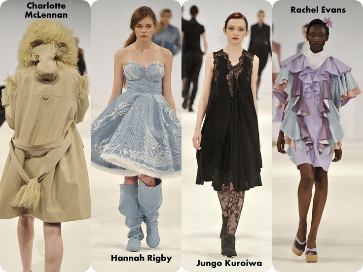GFW 2011- Epsom - Charlotte McLennan, Hannah Rigby, Jungo Kuroiwa + Rachel Evans