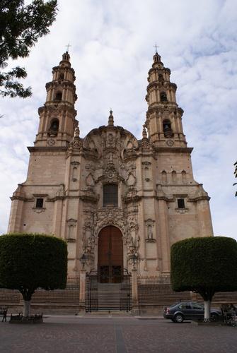 Parroquia de Lagos de Moreno, Jalisco, Mexico