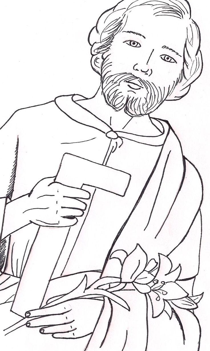 San Francesco E Il Lupo Disegni Per Bambini IM72 ~ Pineglen