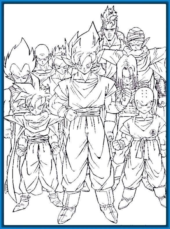 Dibujos Para Colorear Ninos De 10 A 12 Anos Dragon Coloring Page