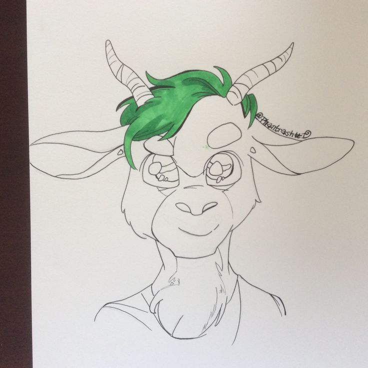 Jacksepticeye Goat Simulator (Work in progress). (Mostly redrawn, but some of this was my idea). Art by @Phantrash#1. SEPTIPLIER AWAY!!!